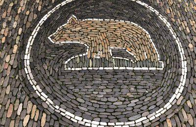 Mosaiques à Fribourg en Brisgau Allemagne