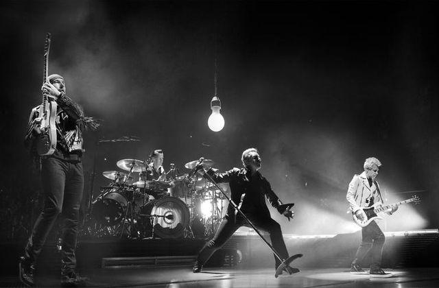 Concert de U2 à Bercy diffusé le 8 janvier sur D17.