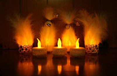 Le Oui/Non des bougies