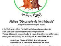 Ouverture des ateliers « découverte de l'Art-thérapie »
