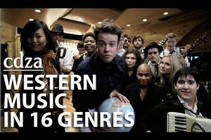 Une histoire abrégée de la musique occidentale