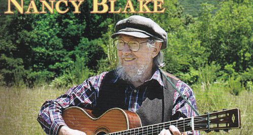 "Norman Blake assisted by Nancy Blake :  ""Brushwood songs and stories"""