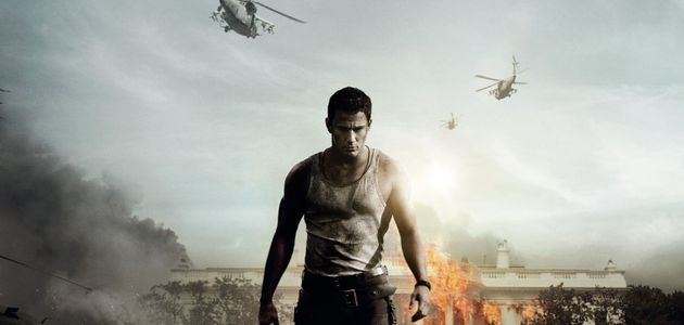 """""""WHITE HOUSE DOWN"""", BANDE-ANNONCE 2 & 3 !"""