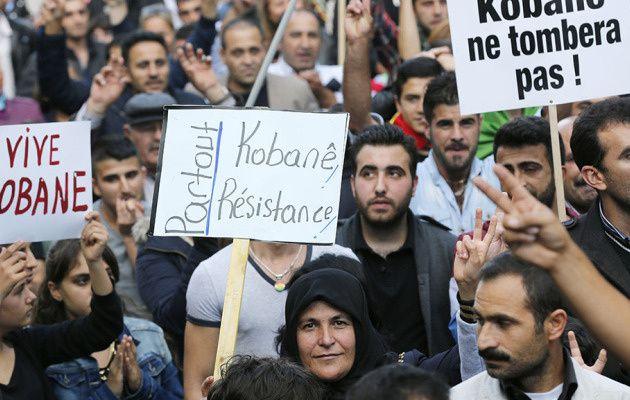 A Saint-Denis : CONFERENCE KOBANE – ROJAVA – KURDISTAN : Situation actuelle, projet démocratique et résistances