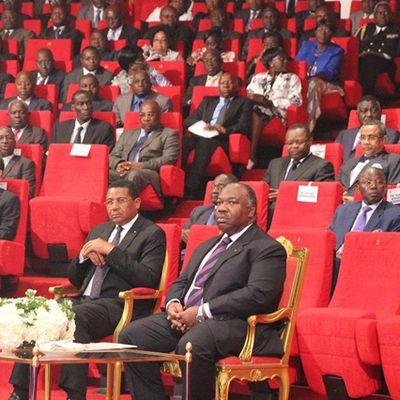4e Conseil Climat du Gabon : Ali Bongo reçoit le rapport sur l'affectation des terres