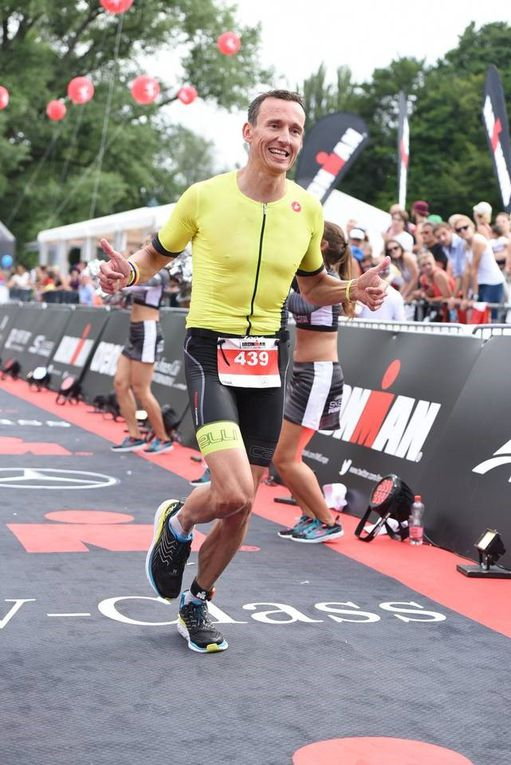Ironman Switzerland Zürich (30.07.2017)