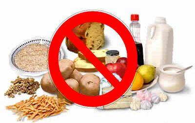 Aliment interdit pour maigrir