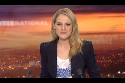 [2012 10 12] CLAIRE ARNOUX - BFM TV - WEEK-END 360 @21H00