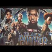 Projection exceptionnelle au Grand Rex : BLACK PANTHER