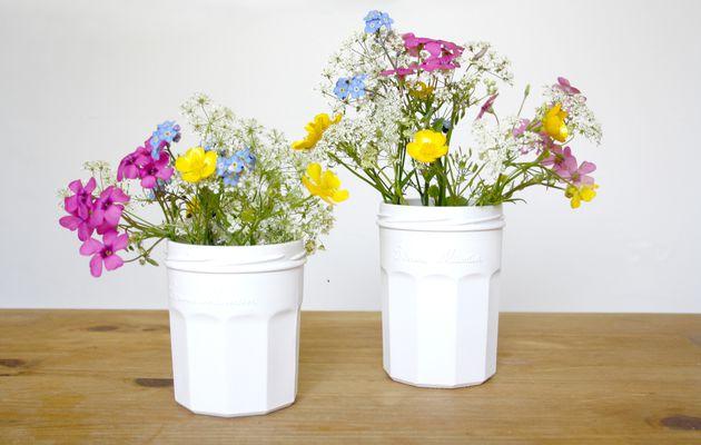 DIY Recyclage des pots en verre (3)