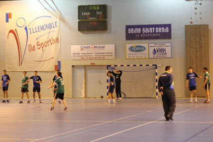 -16M VHB vs NOISY LE SEC (Amical - 01.03.2012)