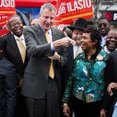 De Blasio Is Elected New York City Mayor, Exit Polls Show
