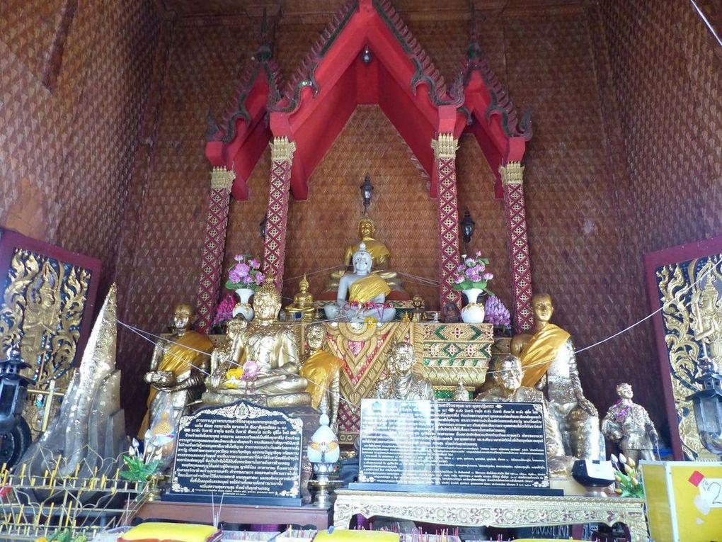 Phra That Wat Chaeng à Prachin Buri