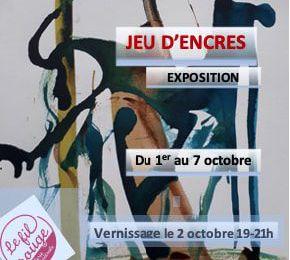 Exposition de notre ursidée Sarah Mostrel du 1er au 7 octobre