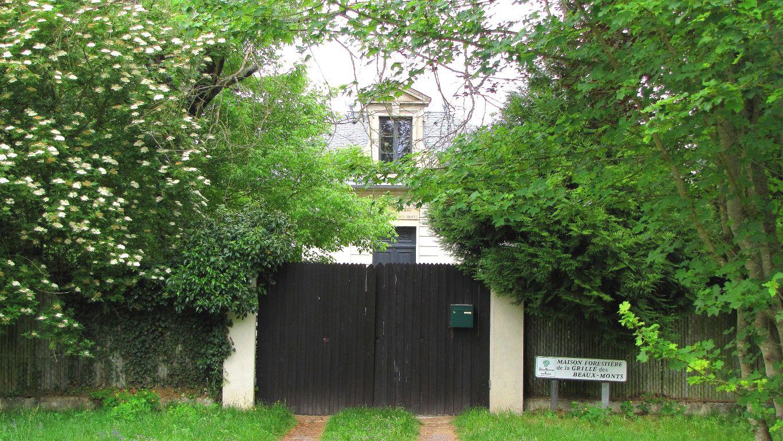 La Maison Forestière de la Grille des Beaux Monts