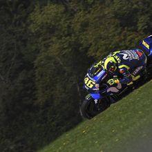 MotoGP, Valentino Rossi : « dans ces conditions, il est difficile de garder sa motivation ».