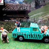 LAND ROVER DAKTARI SERIE TV FEUILLETON ANNEES 70 CORGI 1/43 + DOCTEUR. - car-collector.net
