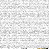 FDSF04906 : Feuille un air vintage - Texte usé - Noir FEE DU SCRAP