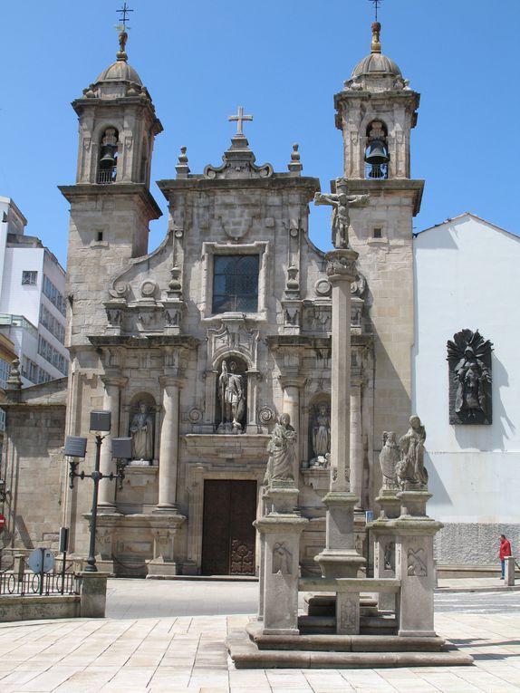 Album - La Coruña, Eglise San Jorge (2013)