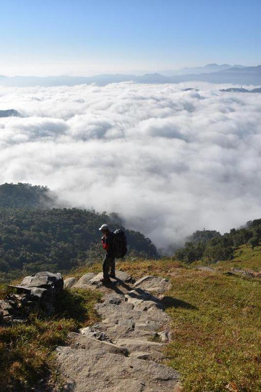 Descente sur Pokhara