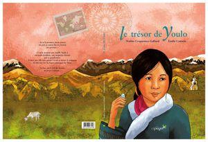 Le trésor de Youlo. Nadine CROGUENNEC-GALLAND et Emilie CAMATTE (Dès 8 ans)