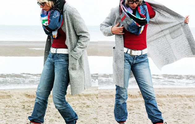 Ü30 Blog Hop - We love Jeans! Wednesday 21.10.