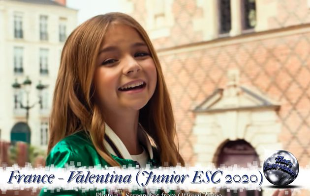 France - Valentina - J'Imagine (Junior ESC 2020)