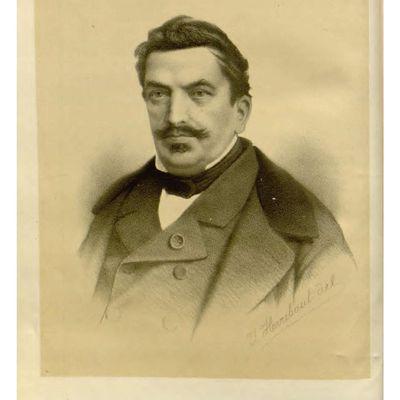 Louis Benoît Van Houtte et le journal Flore des serres et des jardins de l'Europe
