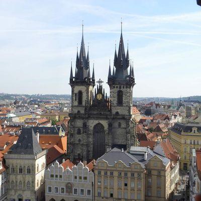 Prague du 14 au 17 mai 2015