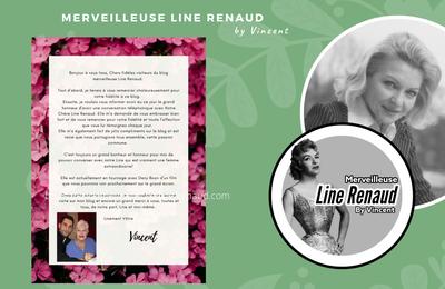 INFO BLOG: Message de Line