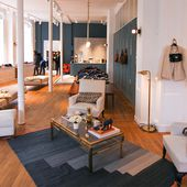 Shopping ou e-commerce ? Des appartements tres particuliers vous accueillent mieux que dans les boutiques ! - OOKAWA Corp.