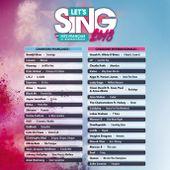 Test Let's Sing 2018 : Hits Français et Internationaux, défiez-vos amis pour être le plus grand interprète