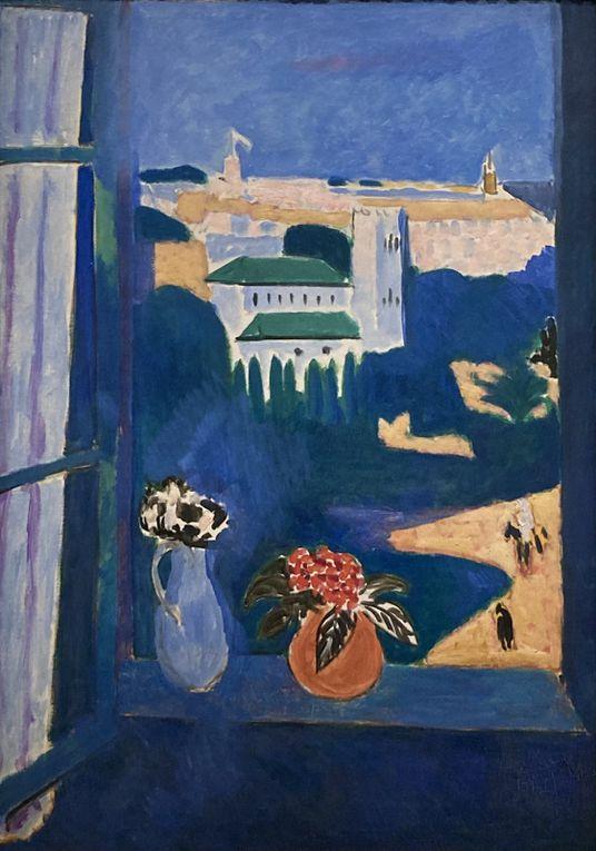 Matisse : natures mortes et Maroc