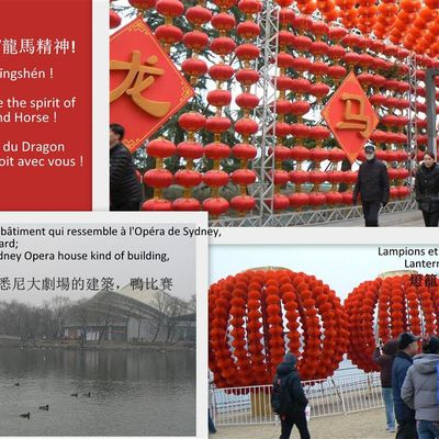 Mon Nouvel An Chinois à Pékin (2) - My Chinese New Year in Beijing (2) - 我在北京過年(二):初一去庙会
