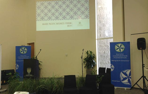 Maori pacific business forum