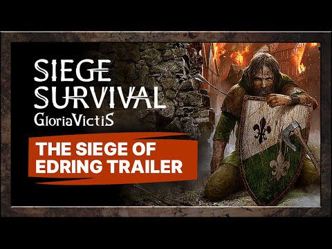 [ACTUALITE] Siege Survival: Gloria Victis - Disponible le 18 mai 2021