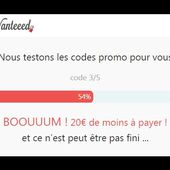 Wanteeed: Codes promo automatiques