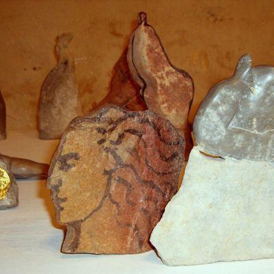 St. AMBROIX 2007 -Trésor de garrigues © -913/1001