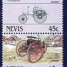 Le tricycle Benz