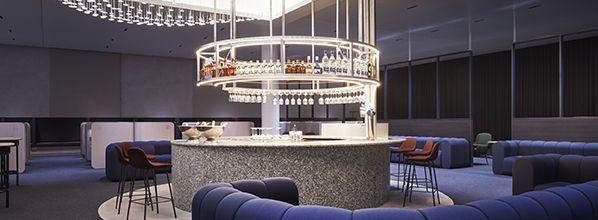 Finnair dévoile ses tous nouveaux salons à l'aéroport d'Helsinki