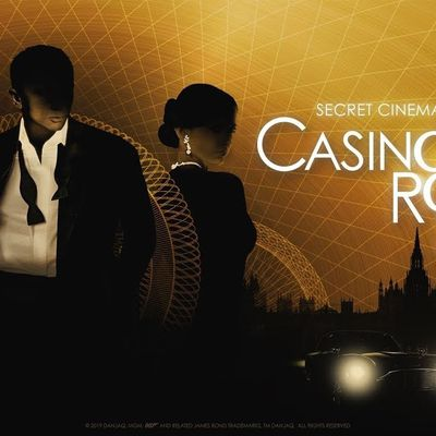 SECRET CINEMA : CASINO ROYALE