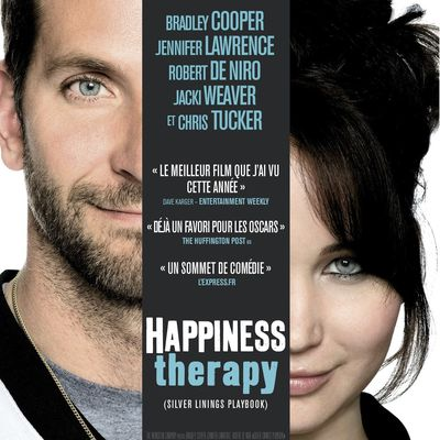 Happiness Therapy, David O. Russell (2012)