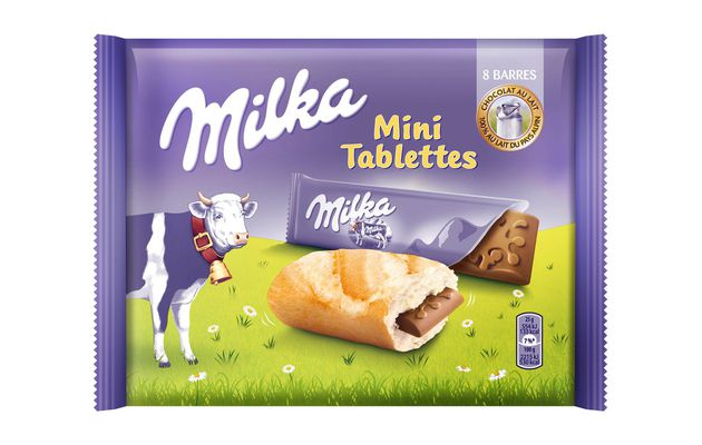 Concours Milka... and the winner is...