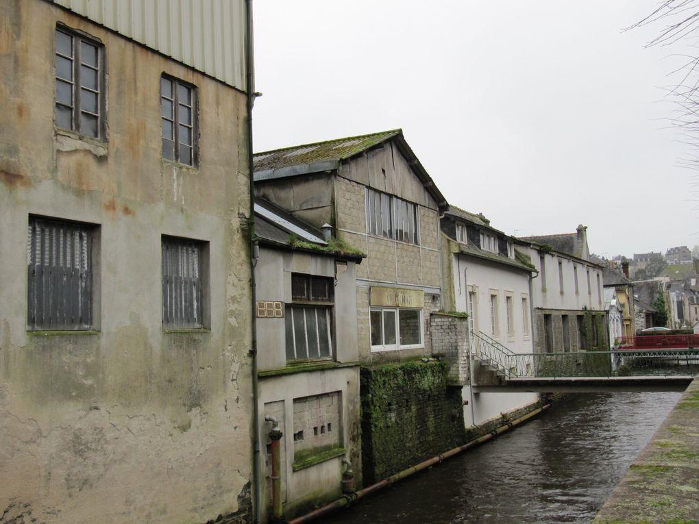 Le canal de Morlaix, un an après les inondations
