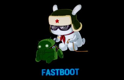 Android Fastboot figé