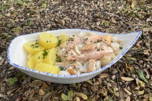 CHOUCROUTE DE LA MER WEIGHT WATCHERS AU THERMOMIX 6 💚3💙1💜