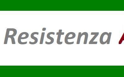 ÇA BOUGE EN ITALIE : Manifeste de création du mouvement « Résistance Active »