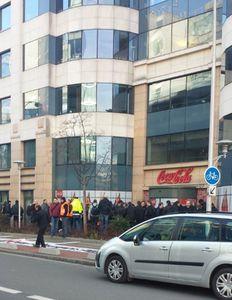 Mobilisation Réussi chez Coca-Cola Ent