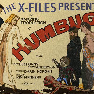 25 ans de « Humbug » : les coulisses d'un des plus importants épisodes de The X-Files