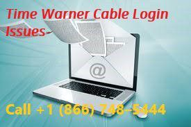 Steps to resolve Time Warner Cable Login Issues- Call +1 (866) 748–5444